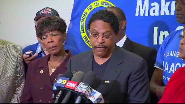 NAACP:  Don Sterling must pay a price