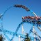 theme park attractions-Blue Fire