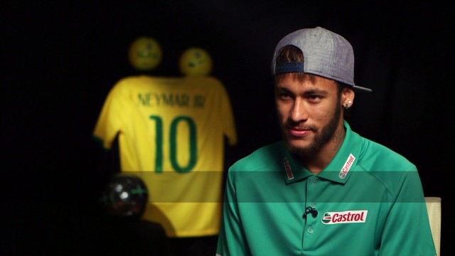 Neymar: Protests must be peaceful