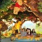 theme park attractions-Pooh's Hunny Hunt