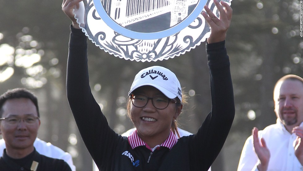 Clinching her seventh LPGA Tour victory just two days after her 18th birthday in April 2015, Ko defended her Swinging Skirts title in California by winning a playoff.