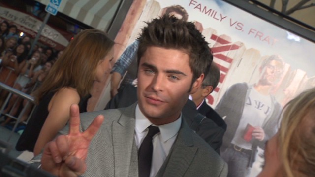 'Neighbors' premiere in Hollywood