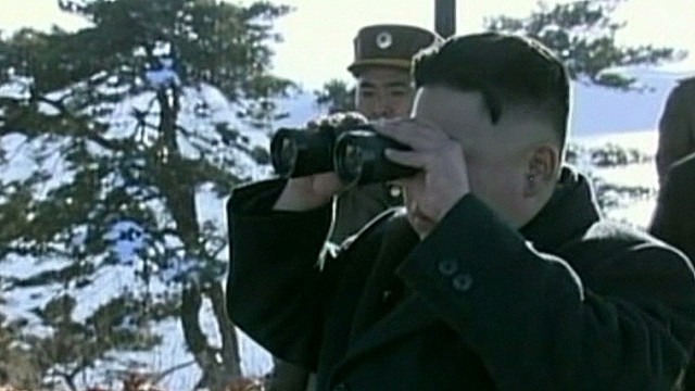 North Korea holds drills near sea border