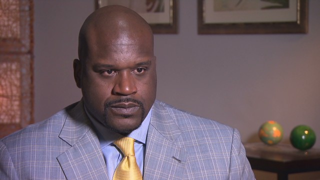 Shaq on Sterling's punishment
