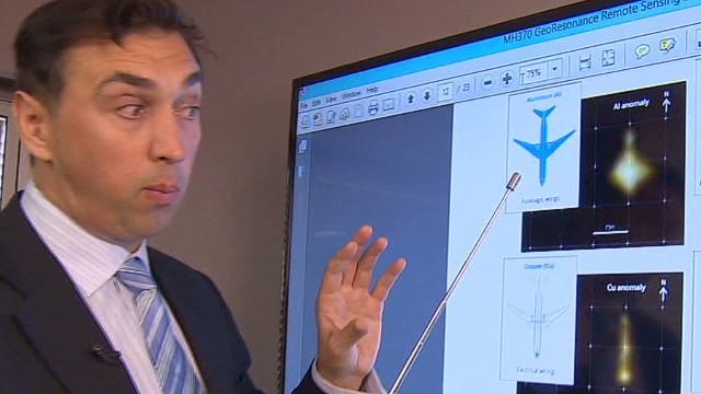 Company explains wreckage findings
