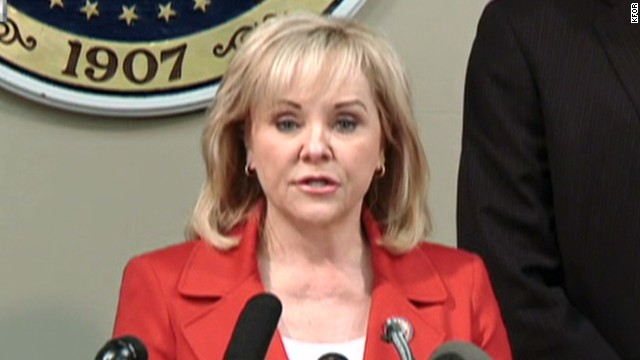Oklahoma to review execution mishap