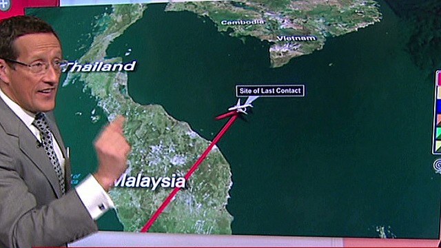 Malaysia releases Flight 370 report