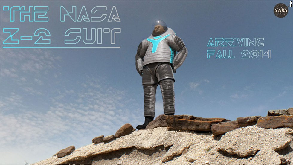 "With nearly 150,000 votes, ""Technology"" is the people's choice for NASA's new Z-2 spacesuit. Here are all the nominated designs."