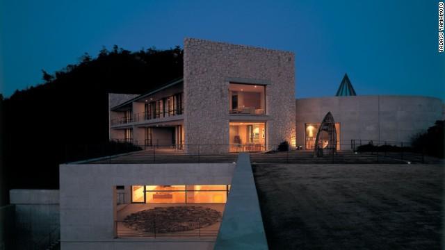 Benesse House Naoshima Island Japan