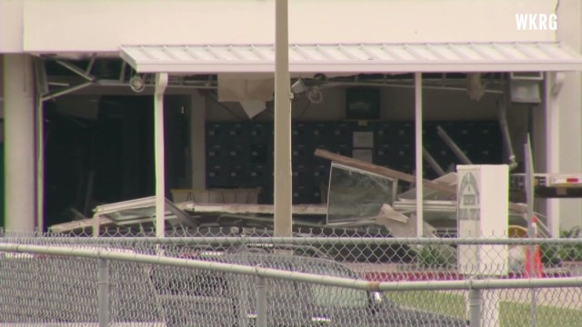 Escambia Jail: Death, rubble and outrage