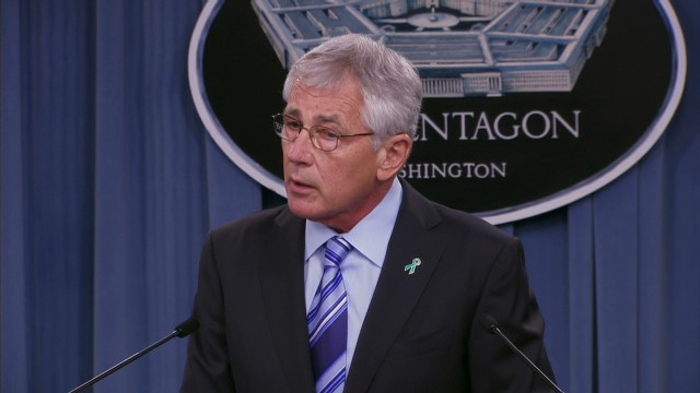 Hagel: Must hold ourselves accountable