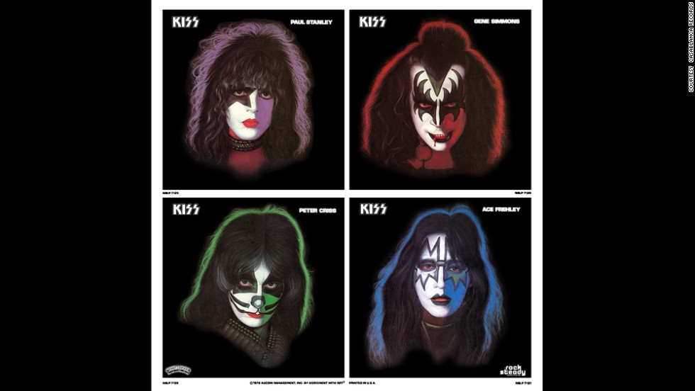 """In 1978, the four members of the band each released solo albums on the same day. Though the records all sold respectably, only one of them -- Frehley's -- produced a big hit, """"New York Groove."""" Simmons concluded his album with """"When You Wish Upon a Star."""""""