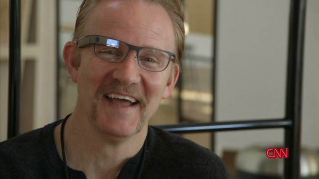 Morgan Spurlock explores Google Glass