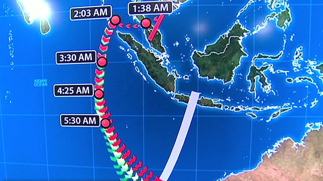 Why 4 hours to start MH370 search?