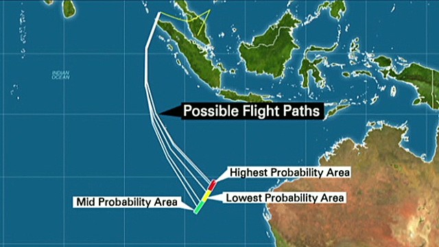 New details from Flight 370 report