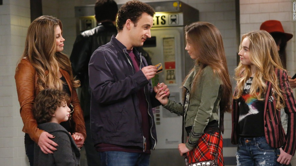 "Disney's brought back ""Boy Meets World"" stars Ben Savage and Danielle Fishel for <a href=""http://marquee.blogs.cnn.com/2013/06/17/disney-orders-girl-meets-world/?iref=allsearch"" target=""_blank"">a spinoff series called ""Girl Meets World.""</a> The new show, which features Savage and Fishel as parents with a precocious daughter of their own, debuted on June 27. Here's what the ""Boy Meets World"" cast was up to prior to ""Girl Meets World's"" premiere:"