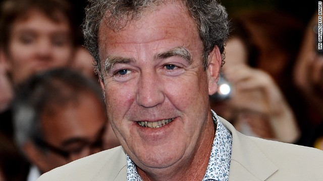 Top Gear's Jeremy Clarkson under fire