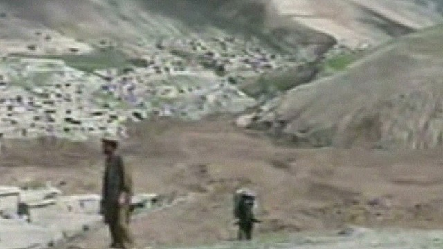 Hundreds missing in Afghanistan landslide