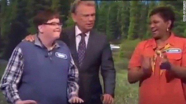 New 'Wheel of Fortune' fan favorite