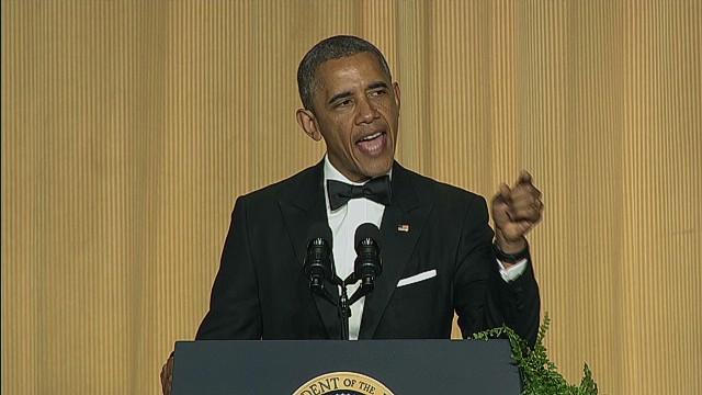 Obama rips on CNN's plane coverage