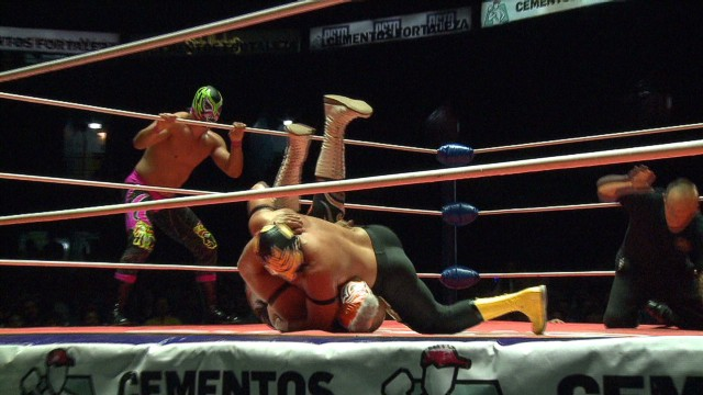 Mexico's popular 'Lucha Libre' turns 80