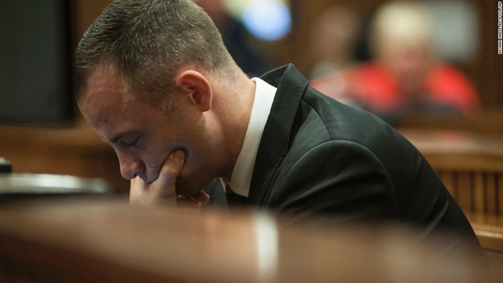 Pistorius returns to court as his murder trial resumes Monday, May 5, after a break of more than two weeks.