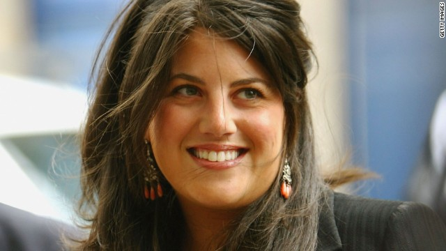 Lewinsky: Time to bury the blue dress