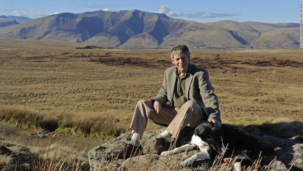 Hugh Lowther, the Earl of Lonsdale, is selling Blencathra to cover a tax bill.