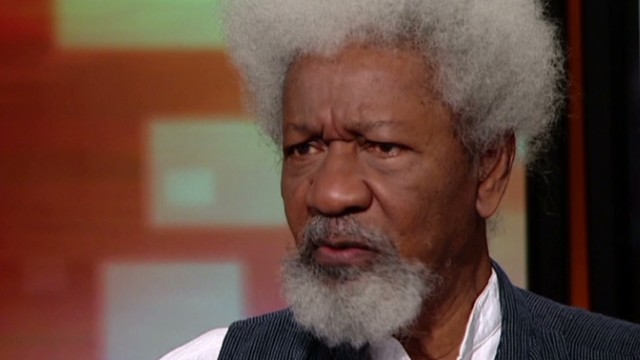 Soyinka: Nigeria government 'in denial'