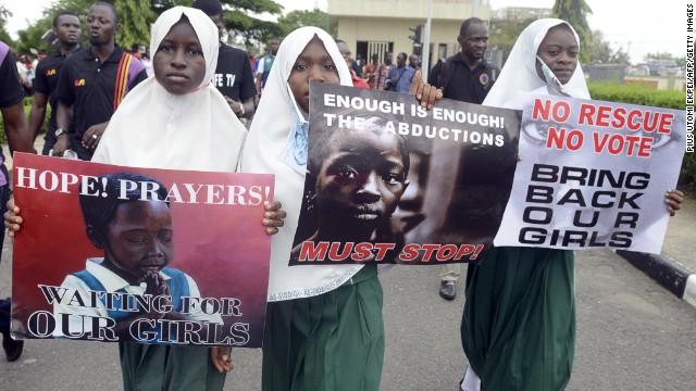 Slavery a reality in Nigeria