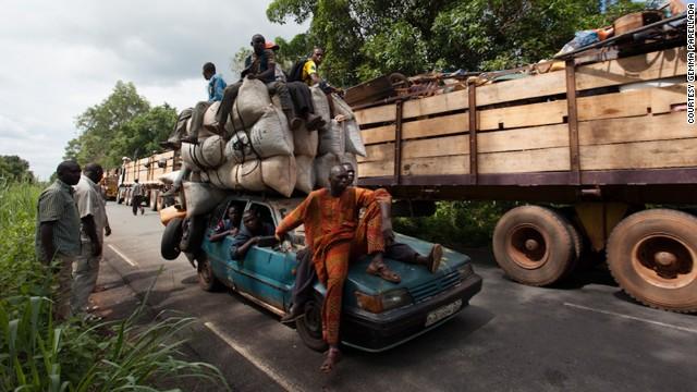 U.N.: Half of all C.A.R. citizens need aid