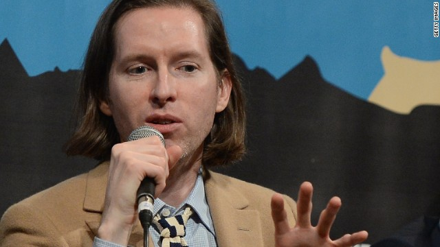 Wes Anderson will answer passengers' questions