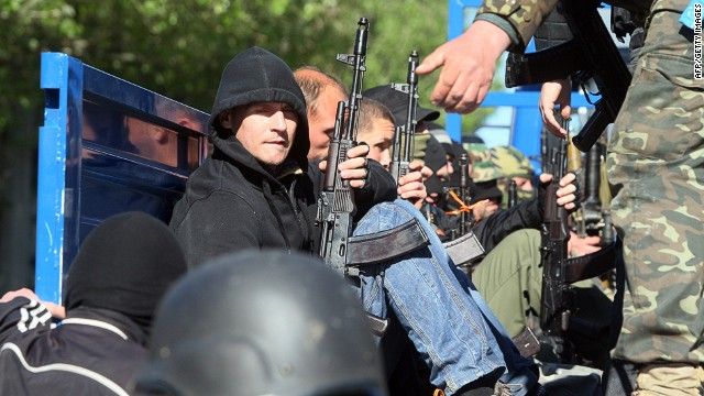 Ukraine: Law enforcement must be decisive