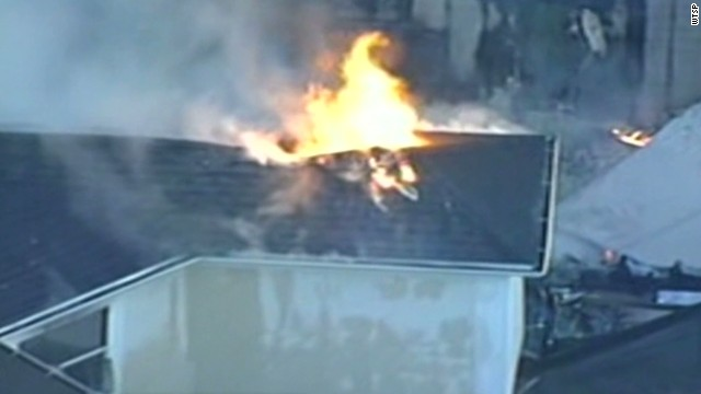 Four die in fire at tennis star's house