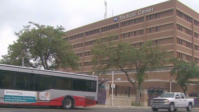 Texas VA clerk: Hospital fudged books