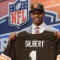 08 nfl draft - gilbert