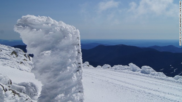 Mount Washington: Crazy cool.