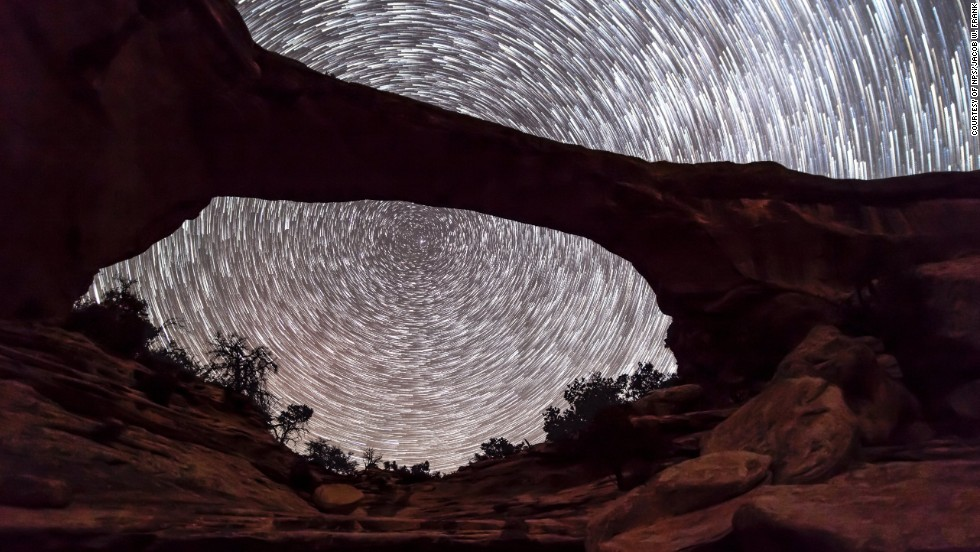 In Utah, Natural Bridges is officially one of the most naturally and conscientiously light-pollution-free spots in the United States.
