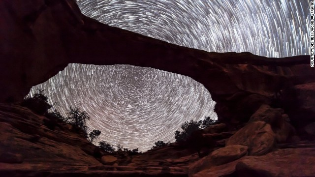 See? The stars really are incredible at Natural Bridges.