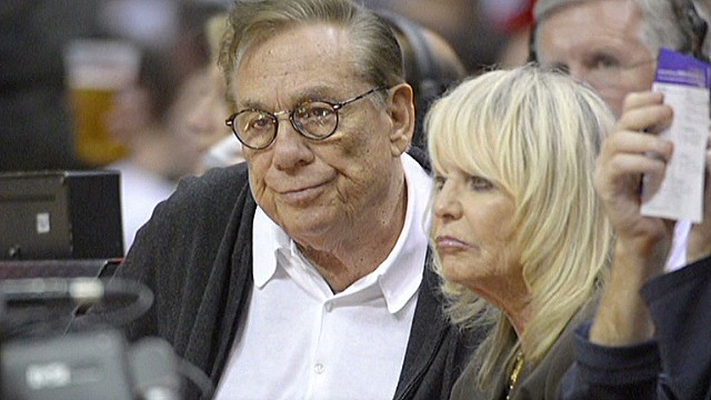 Does a new tape help Donald Sterling?