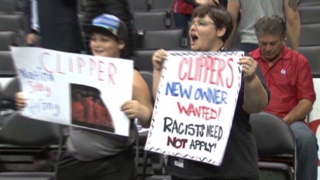 Clippers Players Protest