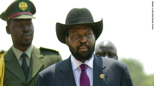 South Sudan President Salva Kiir has signed a cease-fire