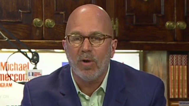 Smerconish on HRC, talk radio