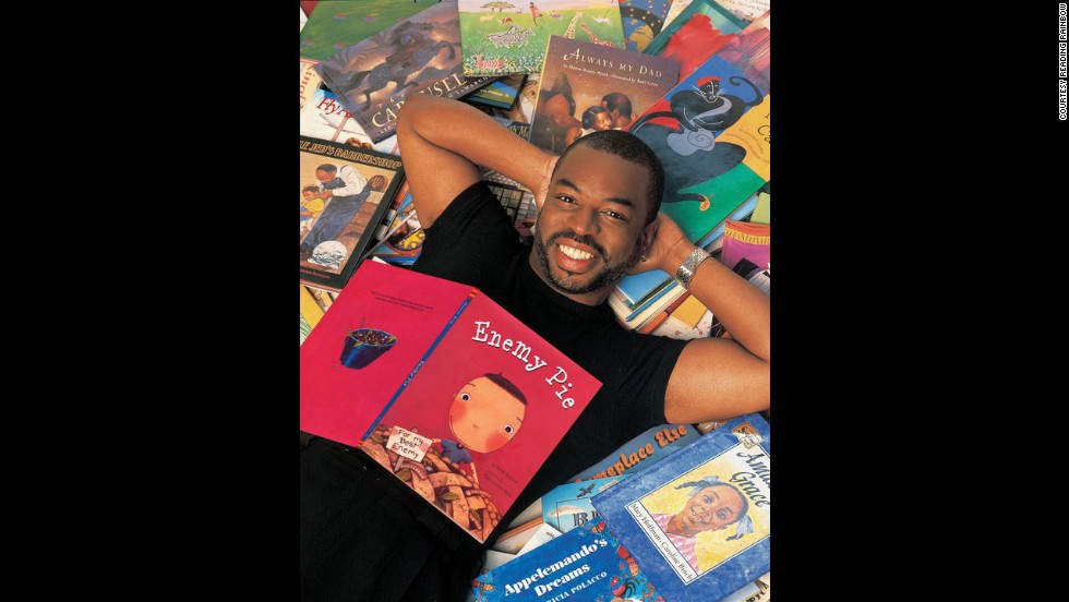 "Actor LeVar Burton has devoted 30 years to promoting literacy and encouraging children to read with his TV show -- and now the app -- ""Reading Rainbow."" Here are some of his thoughts on the importance of reading:"