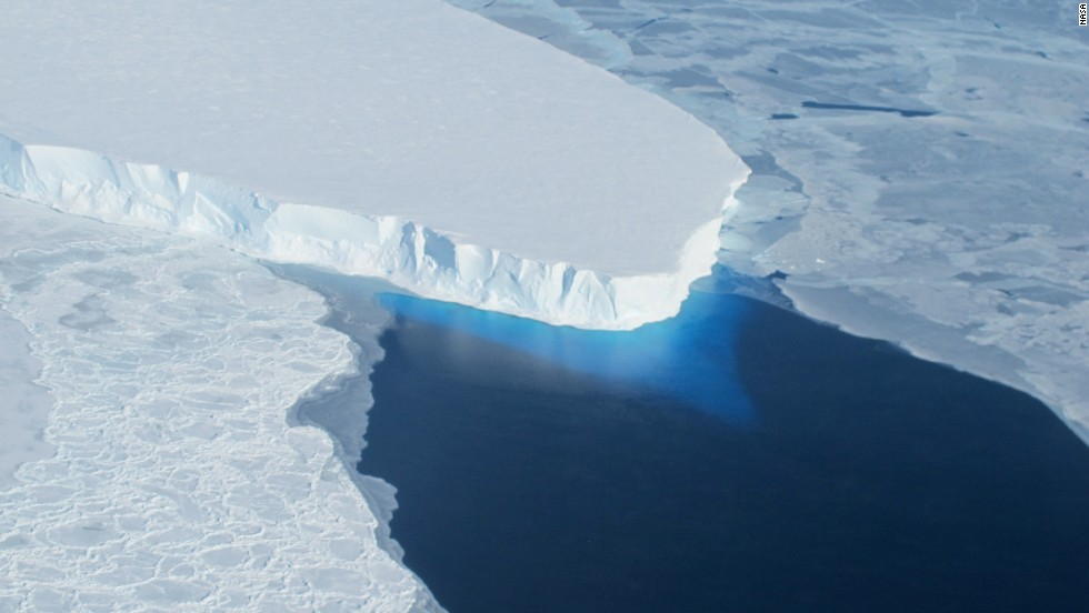 NASA: 10,000-year-old Antarctic ice shelf will disappear by 2020