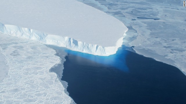 NASA study predicts Antarctic ice shelf is disappearing