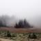 Olympic Peninsula Buckhorn Wilderness clouds