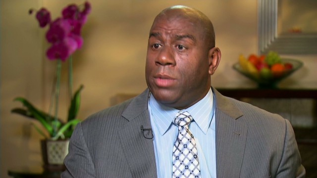 Magic Johnson: I was just blown away