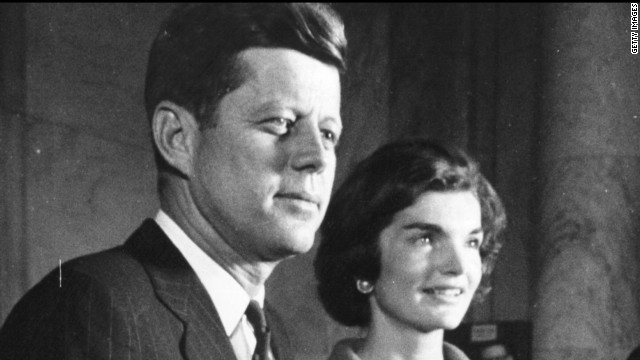 Secrets revealed in Jackie Kennedy letters