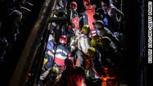 Over 200 dead in Turkish mine blast